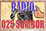 Radio Folk 025 Sombor
